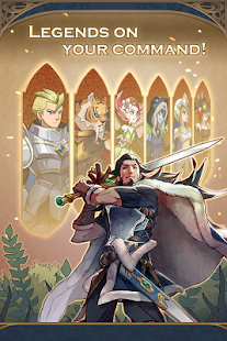 Mod Game Legends of the Arena for Android