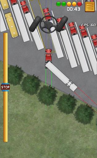 My Trucking Skills - Real Truck Driving Simulator  screenshots 1