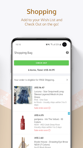 YesStyle - Fashion & Beauty Shopping 4.2.33 Screenshots 7
