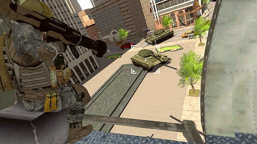 Air Force Shooter 3D - Helicopter Games  screenshots 5