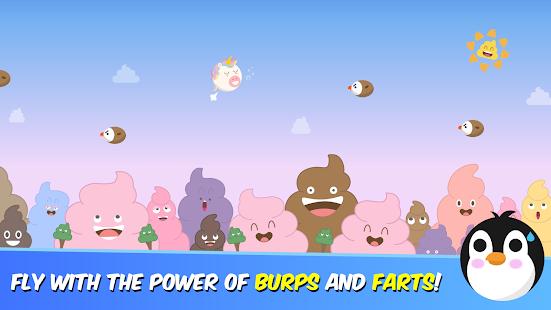 Naughty Animals: Burp & Fart Sounds, Funny Games! 1 screenshots 1