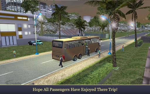 fantastic city bus parker sim screenshot 2