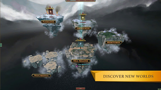 Arkheim u2013 Realms at War: The MMO Strategy War Game  screenshots 12