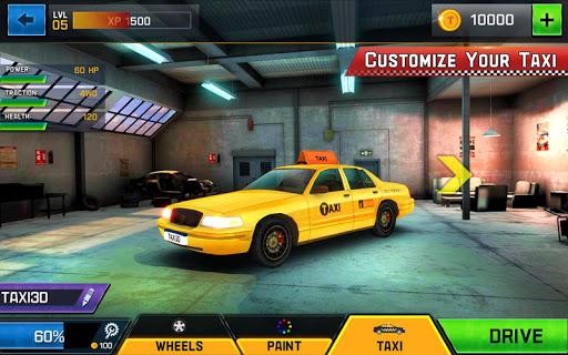Taxi Driver 3D 5.8 screenshots 8