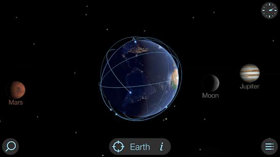 Solar Walk Lite - Planetarium 3D: Planets System