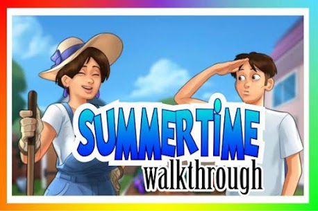 ❤️ Guide Summertime-Saga Walkthrough ❤️ 3