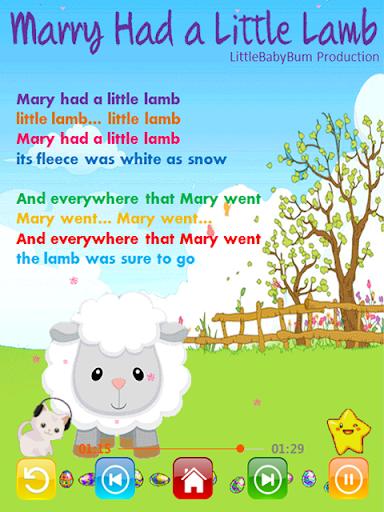 Kids Songs - Offline Nursery Rhymes & Baby Songs 1.7.2 screenshots 5