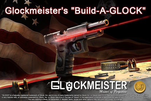 "Glockmeister's ""Build-A-GLOCK"" For PC Windows (7, 8, 10, 10X) & Mac Computer Image Number- 5"