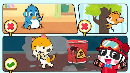 Baby Panda's Fire Safety  screenshots 5