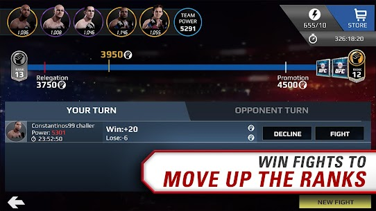 Download EA SPORTS UFC  Android boxing match game  data 2