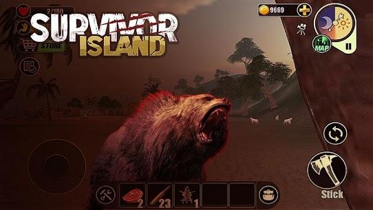 Survivor Island Mod Apk (Free Shopping) 3