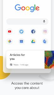 Google Chrome APK for Android TV (2021 Latest version, MOD) 1