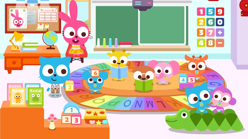 Papo Town Preschool  screenshots 7