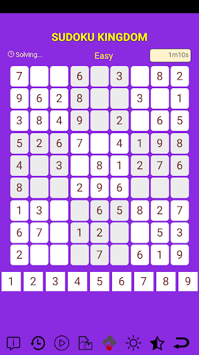sudoku daily - classic puzzles free screenshot 2
