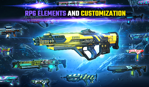 SHADOWGUN LEGENDS - FPS and PvP Multiplayer games apkpoly screenshots 20