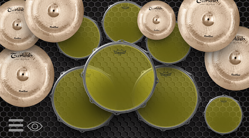 Virtual Drum Set  screenshots 12