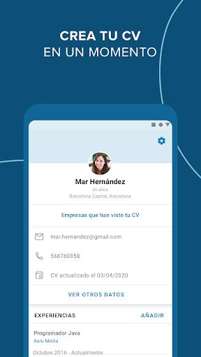 InfoJobs - Job Search android2mod screenshots 3