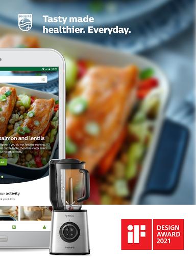 Foto do Philips Kitchen+ - tasty Airfryer recipes & tips