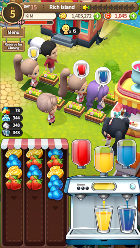 Fruit Juice Tycoon screenshots 2