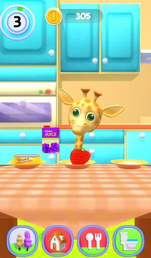Talking Giraffe 1.54 screenshots 23