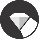 Darkmatte - Pacchetto icone scure piatte