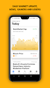 COINS  One App For Crypto by Coinpaprika Apk Download 2