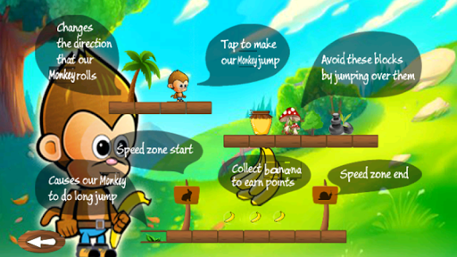 jungle monkey banana adventure screenshot 3