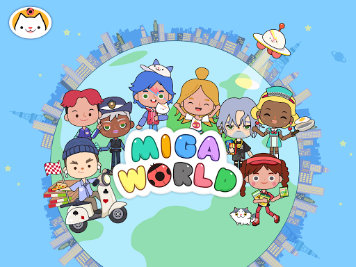 Miga Town: My World  screenshots 11