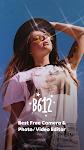screenshot of B612 - Best Free Camera & Photo/Video Editor