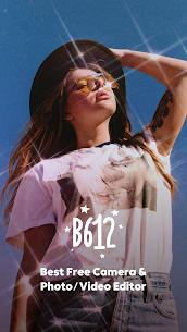 B612 Mod Apk – Best Free Camera & Photo/Video Editor , B612 Mod Apk Free Download , **NEW 2021** 1