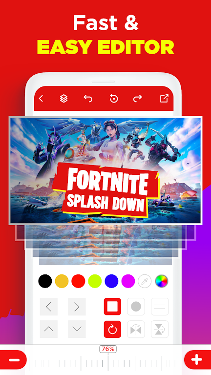Thumbnail Maker - Create Banners & Channel Art  poster 20