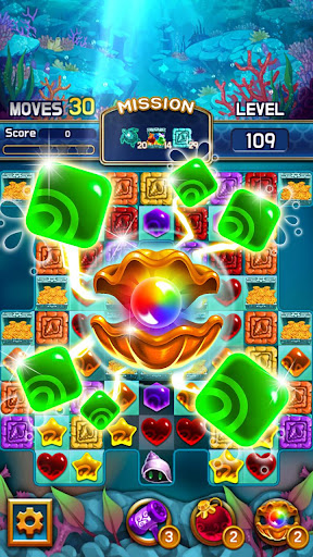 Jewel Abyss: Match3 puzzle 1.13.1 screenshots 11