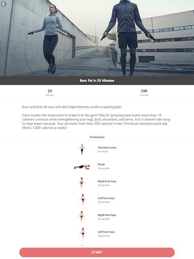 Foto do Jump Rope Workout Program