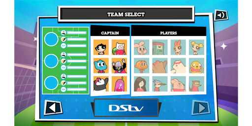 Cartoon Football Africa (free, offline, fun) 1.4.0 screenshots 3
