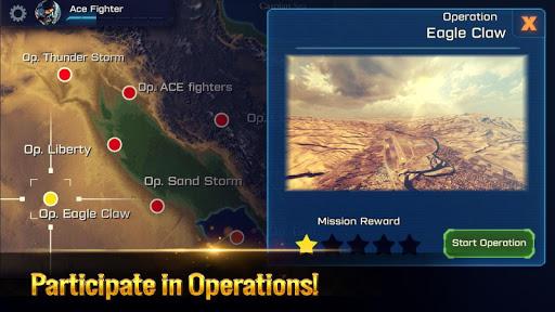 Ace Fighter: Modern Air Combat Jet Warplanes 2.58 screenshots 6