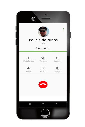 Policia de Niu00f1os - Broma - Llamada Falsa  ud83dude02 2.1 Screenshots 4