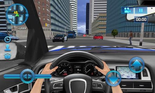 Driving in Car 1.9 Screenshots 1