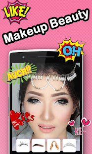 Makeup Beauty Camera 1.3 Screenshots 16