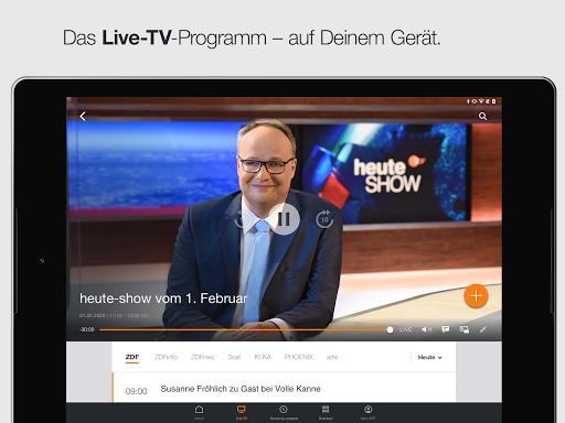 ZDFmediathek & Live TV  screenshots 10