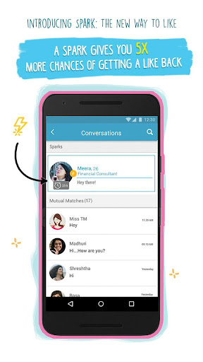 TrulyMadly - Dating app for Singles in India screenshots 4