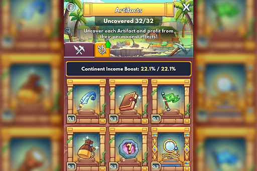 Idle Miner Tycoon: Gold & Cash Game 3.53.0 screenshots 24