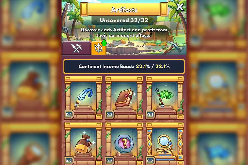 Idle Miner Tycoon: Gold & Cash poster 24