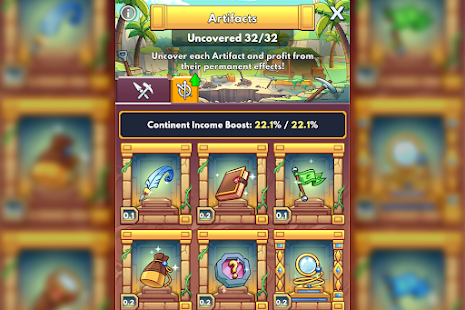 Idle Miner Tycoon: Gold & Cash Game 3.62.1 Screenshots 24