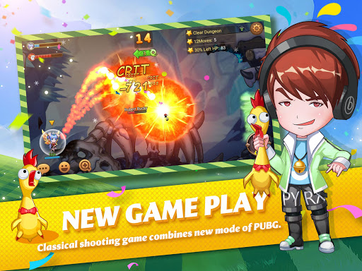 Bomb Heroes-Royal Shooter GO 1.6.7 screenshots 2