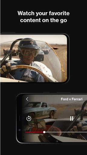 Foto do Stream TV Mobile