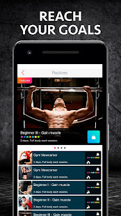 FitKeeper Gym Log : Workouts & Gym tracker fitness