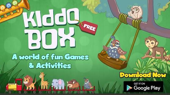 Kiddobox – Preschool & Kindergarten Learning Games MOD (Unlocked) 2