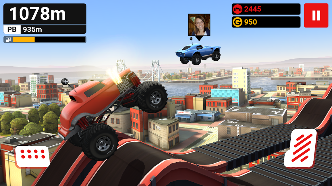 MMX Hill Dash GiftCode Unlimited Money 1.12348 1