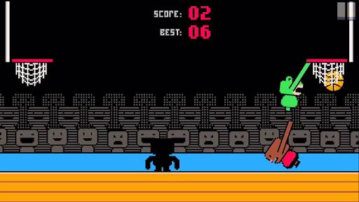 Dunkers - Basketball Madness  screenshots 2