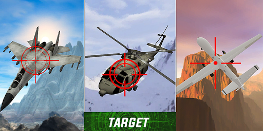 Military Missile Launcher:Sky Jet Warfare 1.0.8 screenshots 2